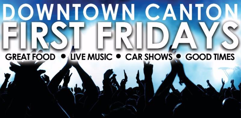 Canton First Friday @ Historic Downtown Canton Loop